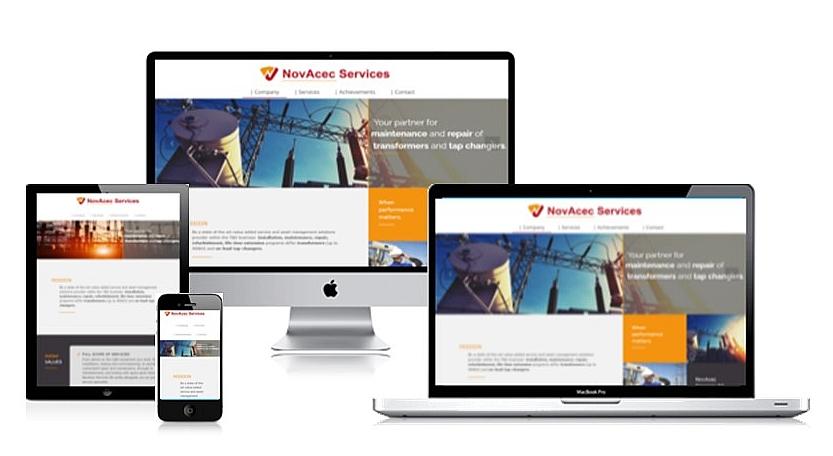 Création sites Web professionnels, adaptés aux mobiles, entièrement personnalisés.